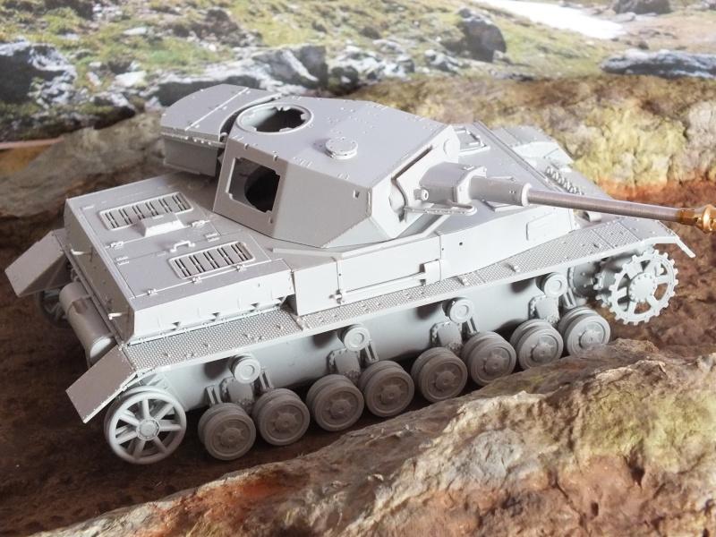 Panzer IV ausf G Dragon 1/35 Dscf3915