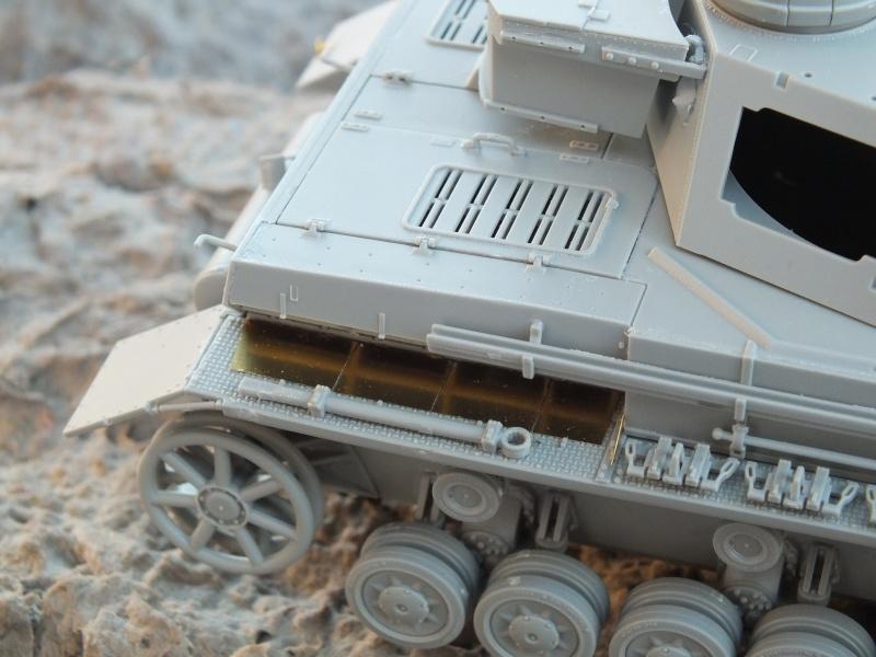 Panzer IV ausf G Dragon 1/35 Dscf4010