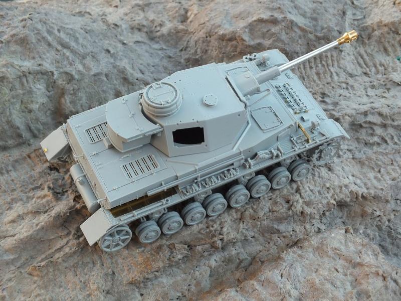 Panzer IV ausf G Dragon 1/35 Dscf4011