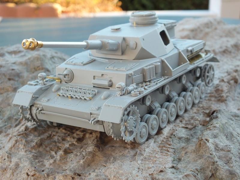 Panzer IV ausf G Dragon 1/35 Dscf4013