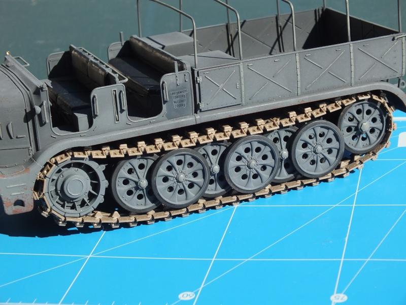 Sdkfz 9 Famo Tamiya 1/35 FINI Dscf4029