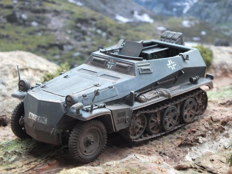 Sdkfz 250/3 Tamiya 1/35 - Page 2 Dscf4129