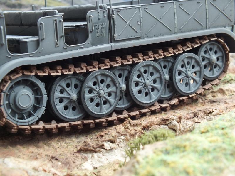 Sdkfz 9 Famo Tamiya 1/35 FINI Dscf4134