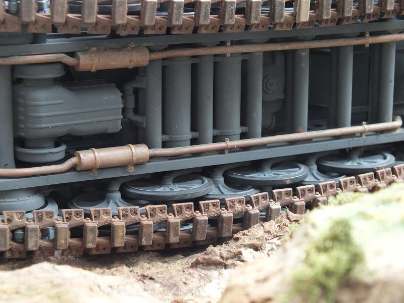 Sdkfz 9 Famo Tamiya 1/35 FINI Dscf4135