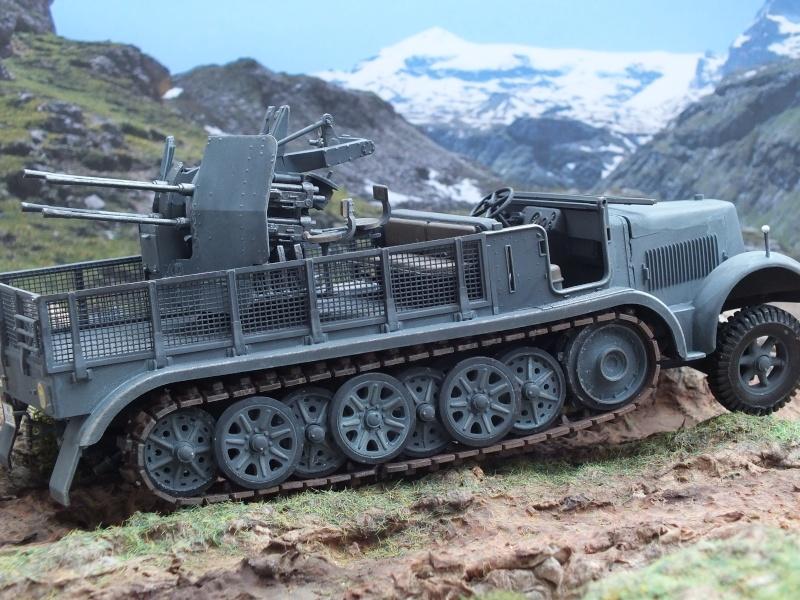 Sdkfz 7/1 tamiya 1/35 FINI Dscf4136