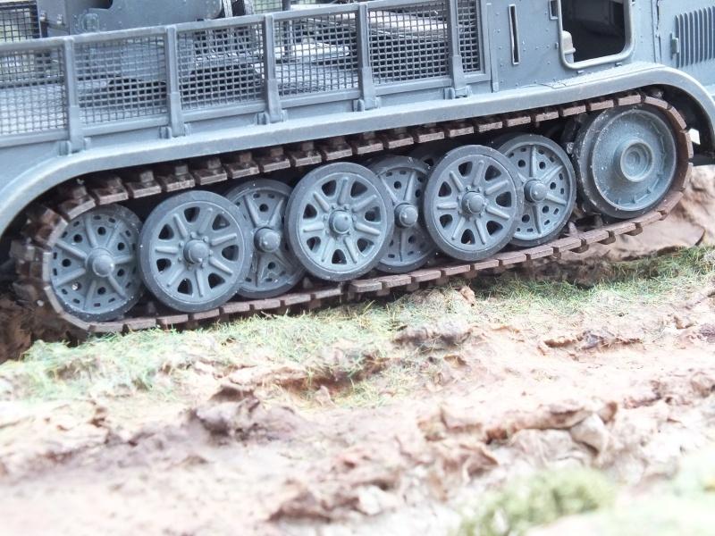 Sdkfz 7/1 tamiya 1/35 FINI Dscf4137