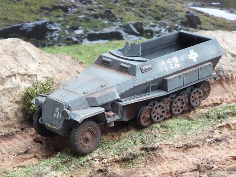 Sdkfz 251/1 Tamiya 1/35 Dscf4139