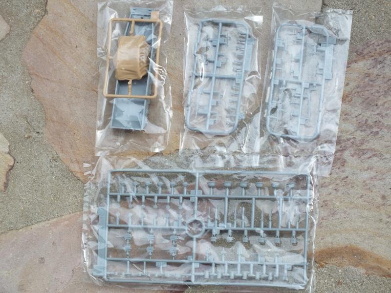 "Sdkfz 250/1 ""Neu"" Dragon kit 6427 1/35 Dscf4246"