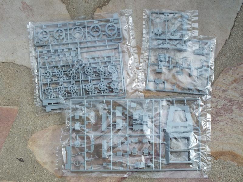 "Sdkfz 250/1 ""Neu"" Dragon kit 6427 1/35 Dscf4249"