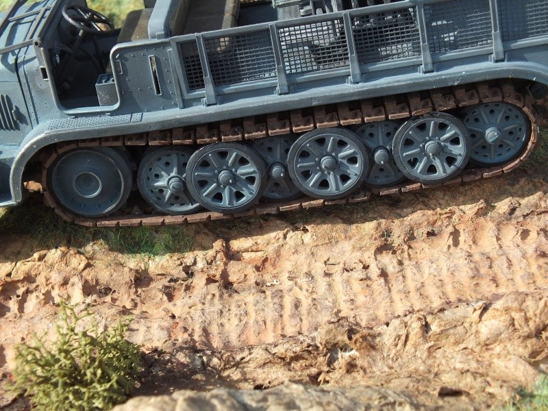 Sdkfz 7/1 tamiya 1/35 FINI Dscf4315
