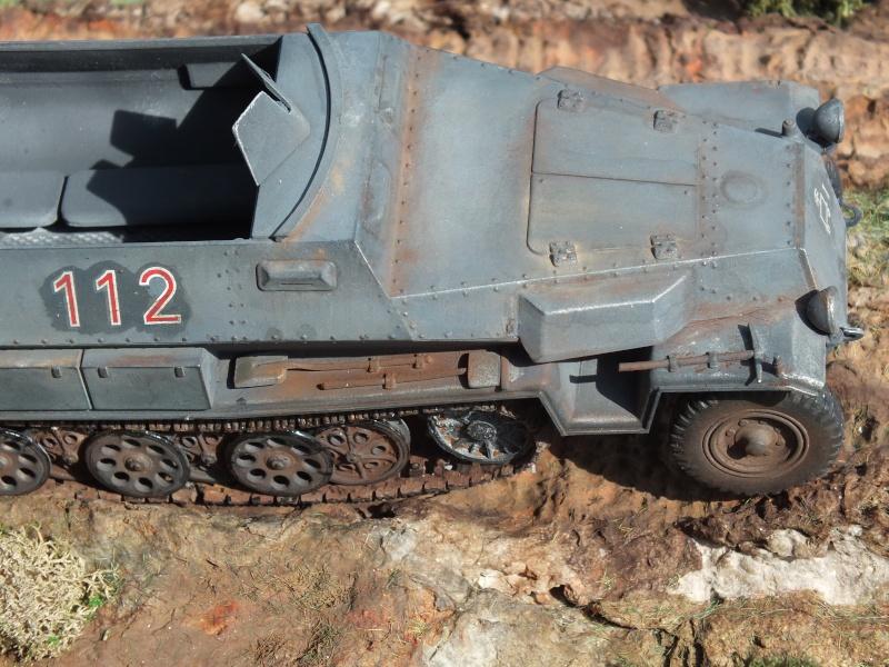 Sdkfz 251/1 Tamiya 1/35 - Page 2 Dscf4318