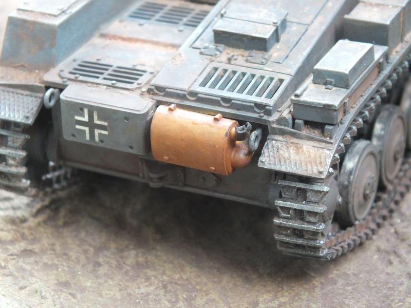 Panzer II ausf .F Tamiya 1/35 : FINI - Page 2 Dscf4515