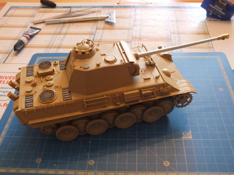 Tamiya Panther G Late 1/35 (Dio Fini) Dscf4528