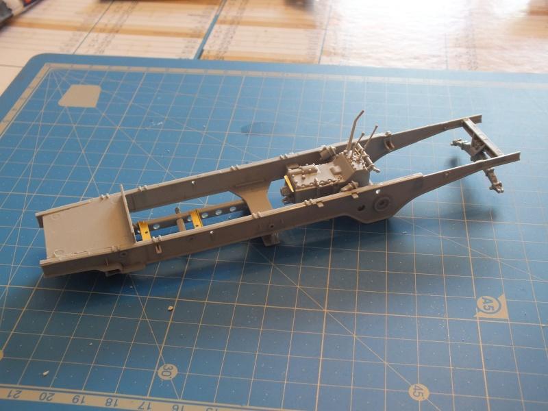 Trumpeter 1/35 Sd.Kfz.7 Mittlere Zugkraftwagen 8t Late  Dscf4531