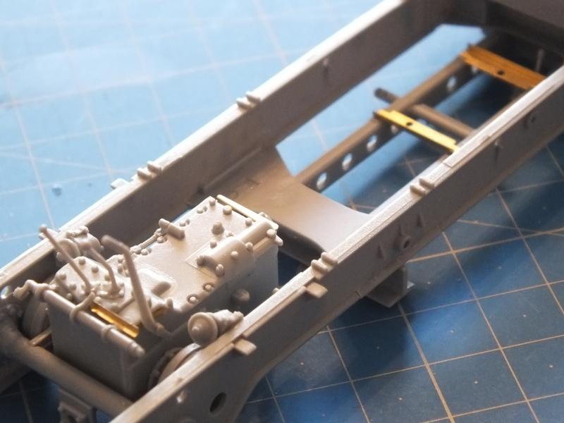 Trumpeter 1/35 Sd.Kfz.7 Mittlere Zugkraftwagen 8t Late  Dscf4533