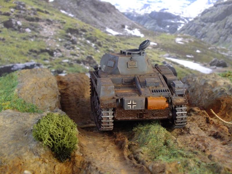 Panzer II ausf .F Tamiya 1/35 : FINI - Page 2 Dscf4628