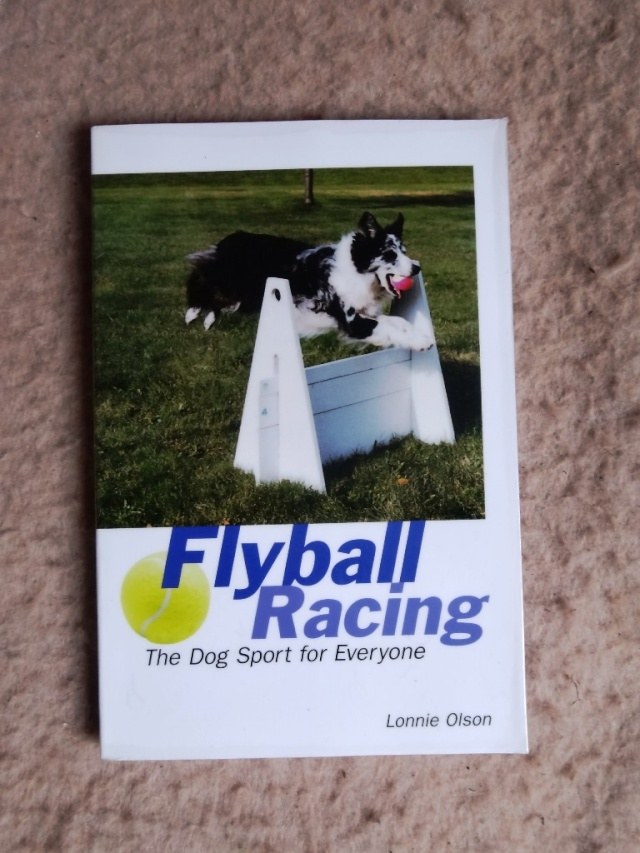 Livres sur le Flyball (Anglophones) 3410