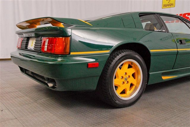 Lotus Esprit limited edition  10903113