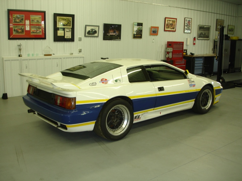 Lotus Esprit limited edition  Dsc03010