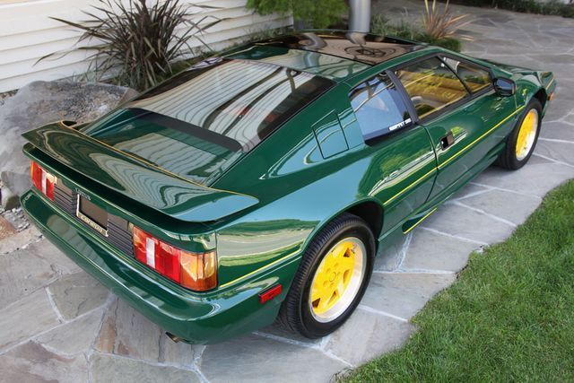 Lotus Esprit limited edition  Jim11