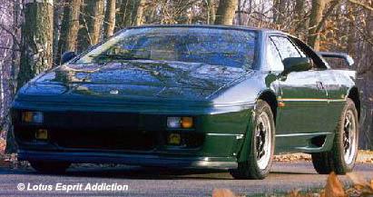 Lotus Esprit limited edition  Lotuse10