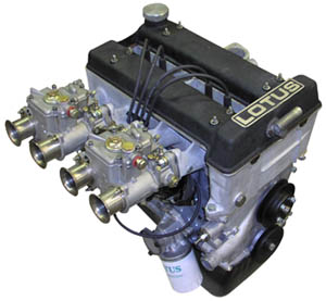 Lotus Ford twin cam Tc14