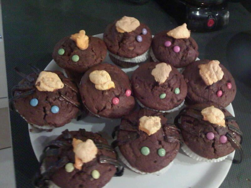 muffins et cupcakes d'halloween - Page 12 53371810
