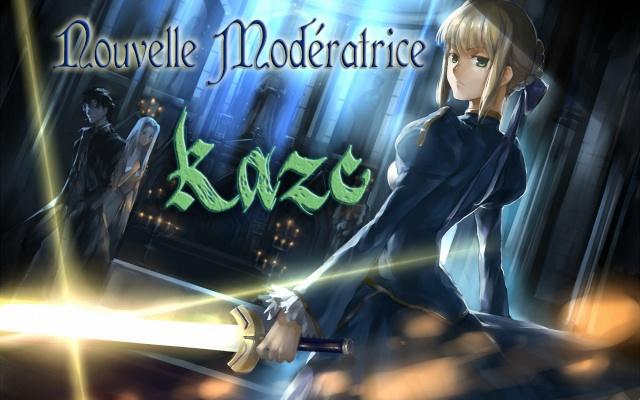 """Nouveau Modo : """" Kaze """" Fate-z10"""