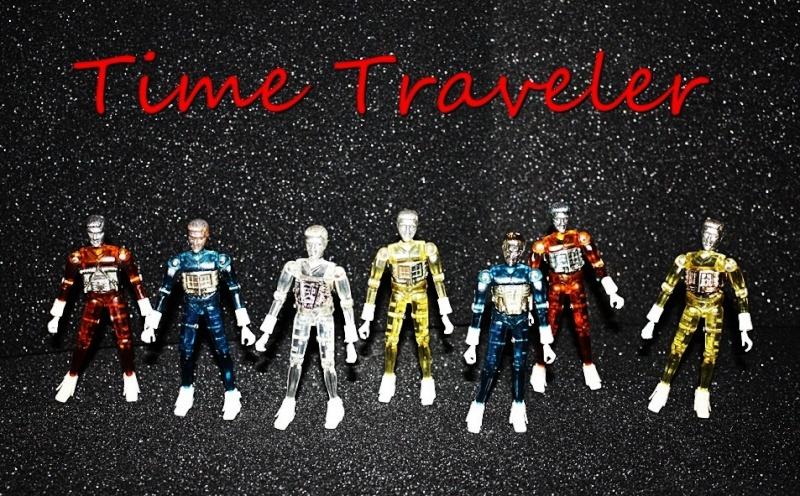 Micronauti - Time Traveler - Mego 112