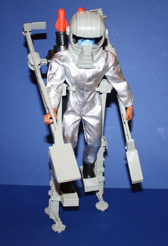 ROBOT SPAZIALE No. 2686 17r1010