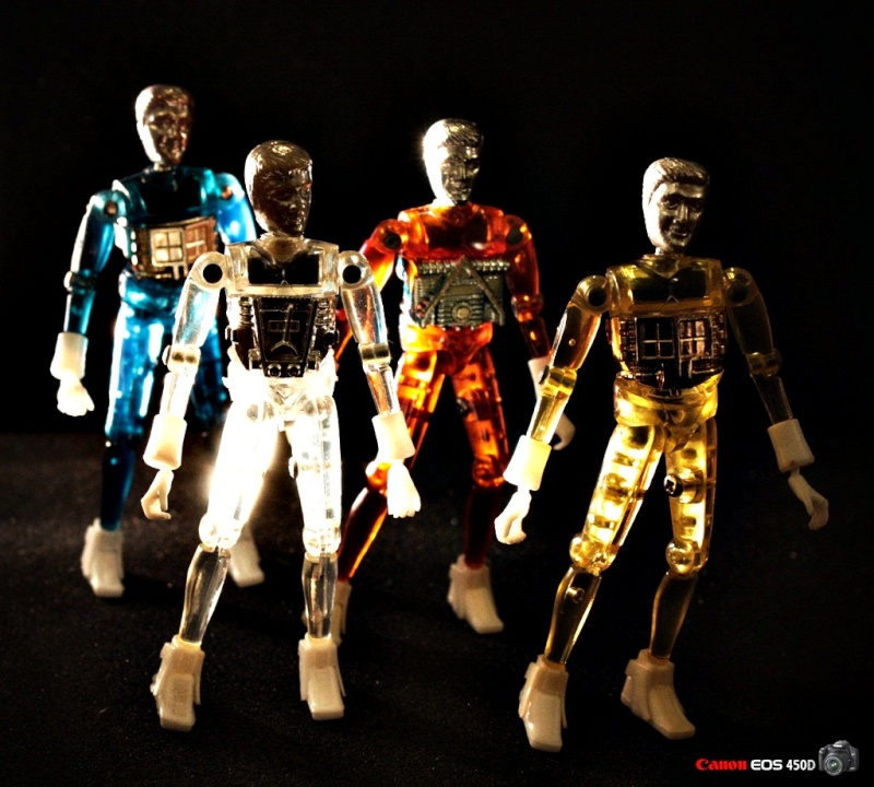 Micronauti - Time Traveler - Mego 212