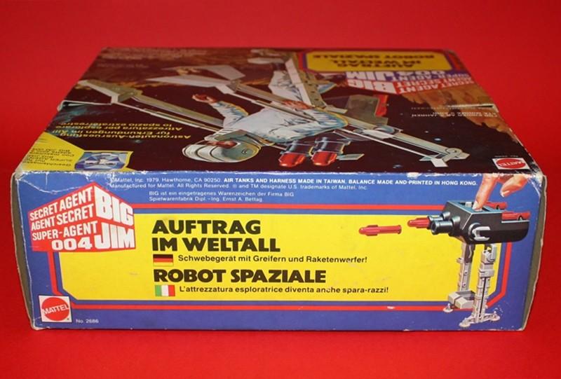 ROBOT SPAZIALE No. 2686 2r1010