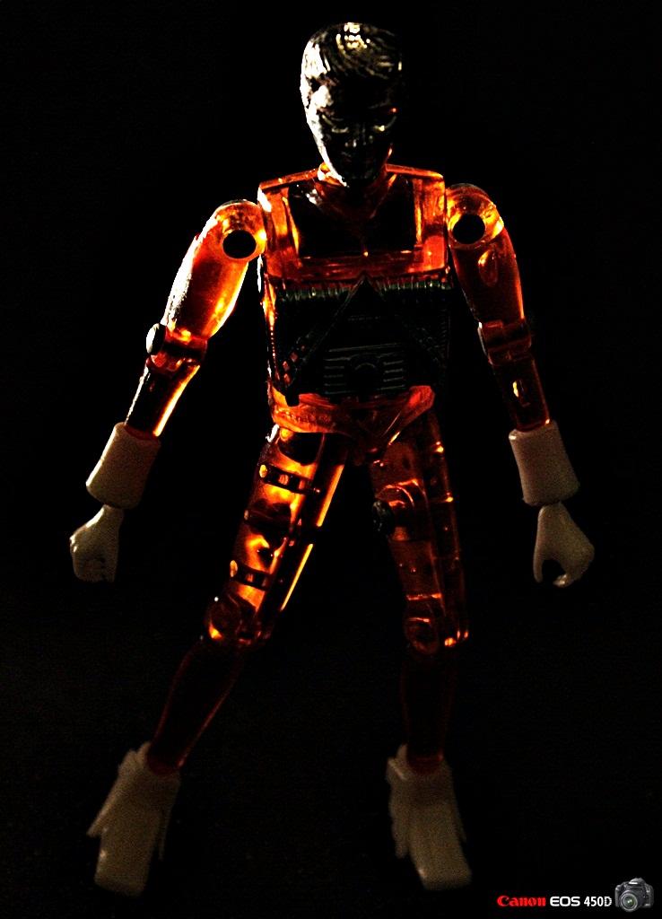 Micronauti - Time Traveler - Mego 312