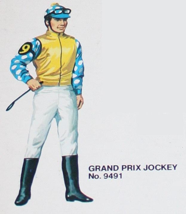 Grand Prix Jockey No. 9491 317