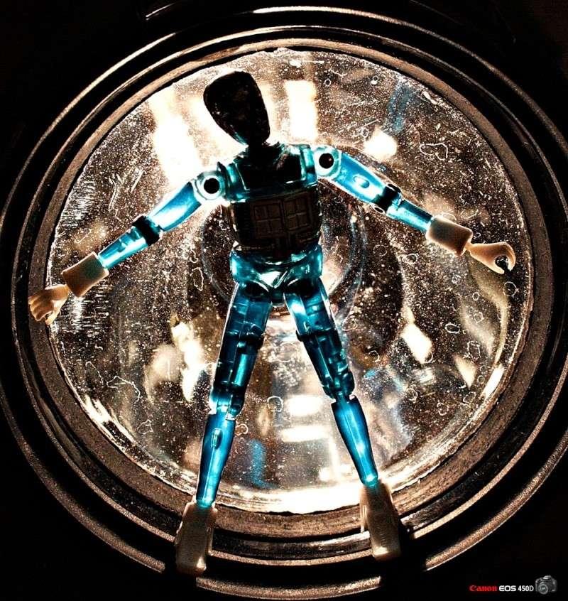 Micronauti - Time Traveler - Mego 412