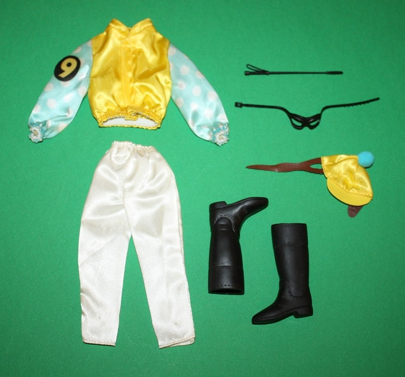 Grand Prix Jockey No. 9491 615