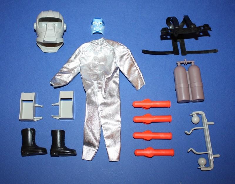 ROBOT SPAZIALE No. 2686 9r1010