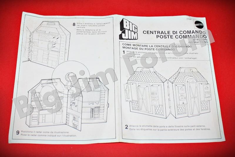 CENTRALE DI COMANDO No. 7737 C1213