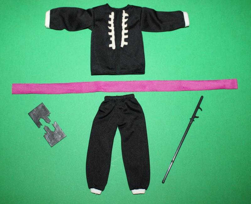 Kung Fu No.7391 K61010