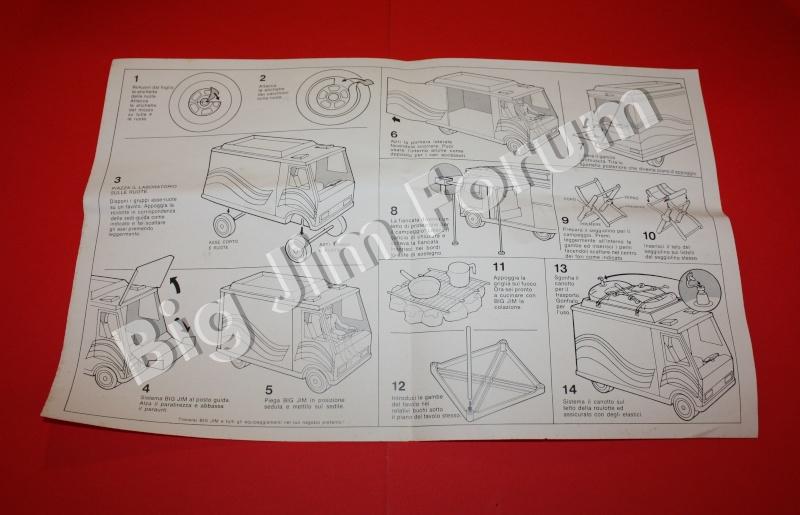 LABORATORIO MOBILE- RICERCHE SUB No. 9905  R1911