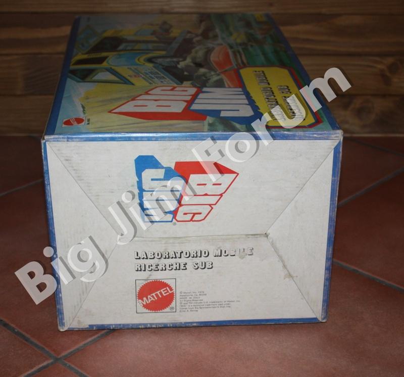 LABORATORIO MOBILE- RICERCHE SUB No. 9905  R311