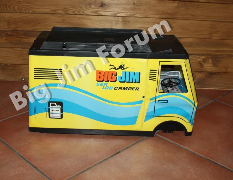 LABORATORIO MOBILE- RICERCHE SUB No. 9905  R511