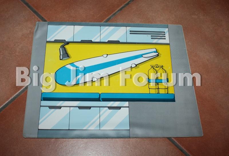 LABORATORIO MOBILE- RICERCHE SUB No. 9905  R611