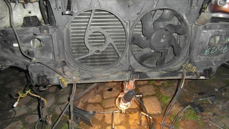 connection électrique du radiateur Facade11