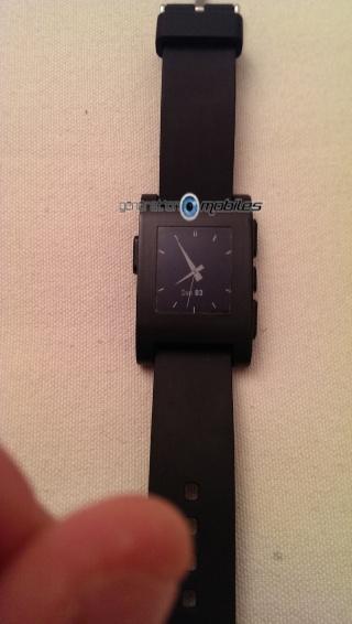 [TEST] Test de la montre Pebble Smartwatch Imag0313