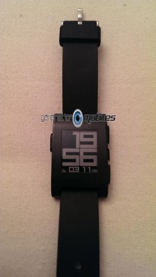[TEST] Test de la montre Pebble Smartwatch Imag0314