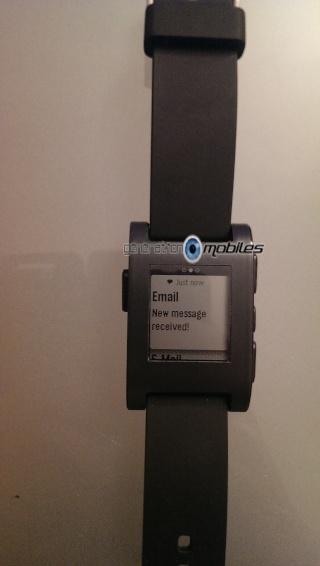 [TEST] Test de la montre Pebble Smartwatch Imag0316