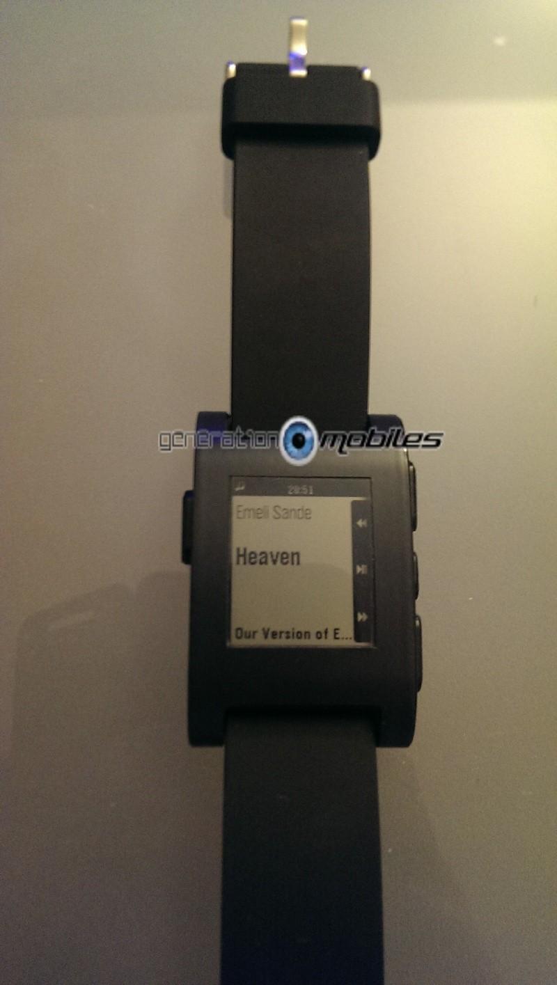 [TEST] Test de la montre Pebble Smartwatch Imag0319