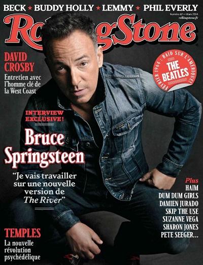 Bruce dans Rolling Stone de MARS 2014 ( 7 pages ) 80298611