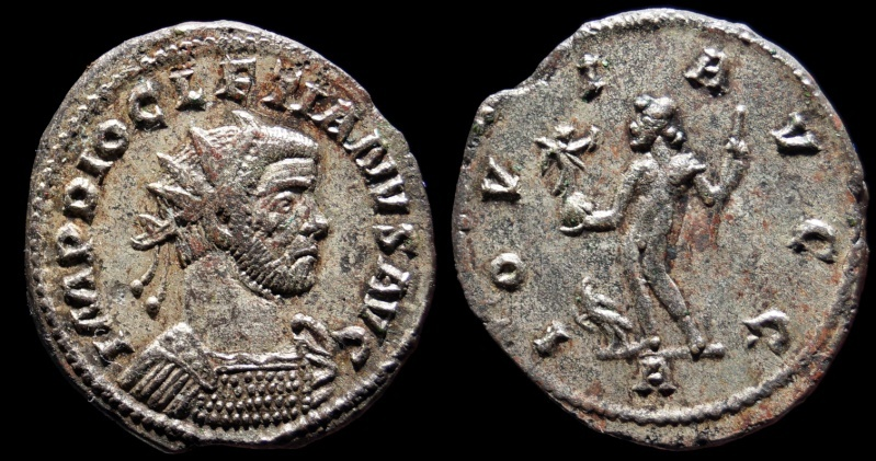 Aureliani de Lyon de Dioclétien et de ses corégents Diocle12